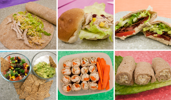 Amazing Lunch Recipe Ideas for your Kids!