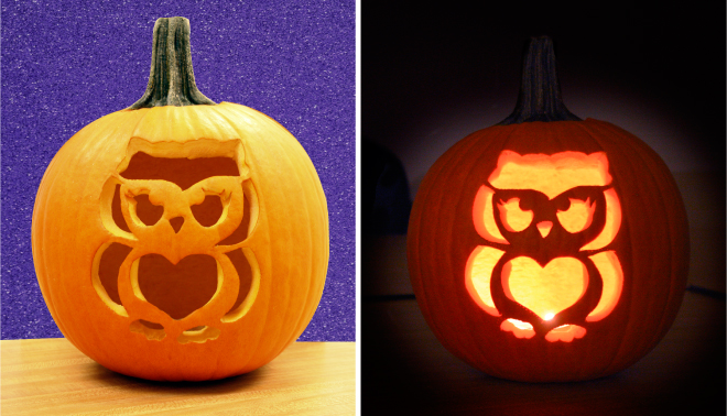 Pumpkin carving stencils the charm it spot