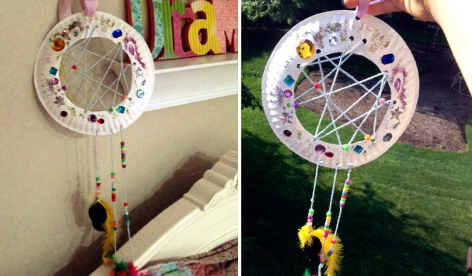 Create your own dreamcatcher
