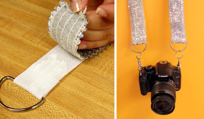 DIY DSLR Camera Strap