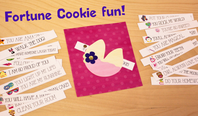 Free printable notes for kids lunches!