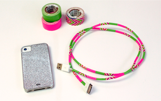 diy phone charger the charm it spot
