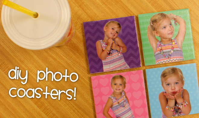 DIY Photo Gifts