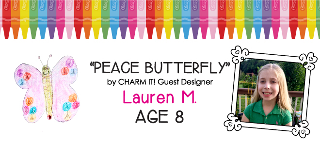 2014 CHARM IT! Design-A-Charm Contest Winner