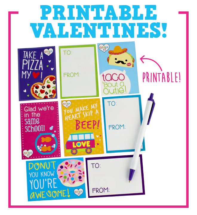 Printable_Valentine