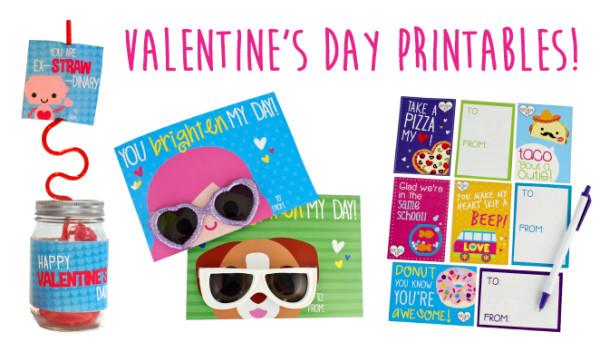 free printable valentine's